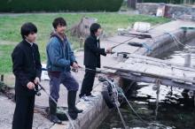 TAKAHIRO、M!LK・板垣瑞生に釣り指南 『僕に、会いたかった』本編映像