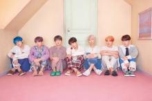 BTS(防弾少年団)のデジタルアルバムが首位 エド・シーランとのコラボ曲も収録【オリコンランキング】