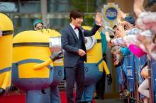 内村光良、USJ『SING』アトラクション開幕を宣言「ゲストも一体となって楽しんで」