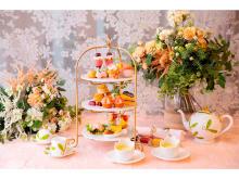 美と健康に!「桃とさくらんぼのアフタヌーンティー」開催