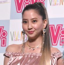 河北麻友子『ViVi』専属モデルラストイベントは「100%泣くけど、笑顔でバイバイする」