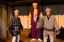 伊藤健太郎&中川大志、『LIFE!』で水戸黄門の助さん格さんに