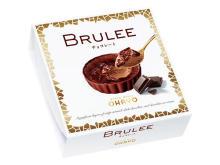 人気アイス「BRULEE」に自信作・チョコレート味が新登場!