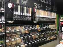 全米で人気のナッツやチョコの量り売り本格専門店が上陸!