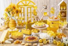はちみつ&チーズの幸せコラボ♡ヒルトン東京、初夏のブッフェはビタミンカラーのガールズ・パーティー♩