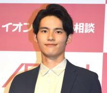 岡田健史、初のCM発表会に緊張 令和元年に「レベルアップ」誓う