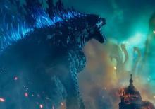 ハリウッド版『ゴジラ』スケール感満載の予告映像解禁 ゴジラVSキングギドラのバトルシーンも