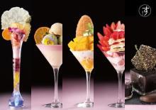 夜しか食べられない贅沢パフェが勢ぞろい♡スイパラ新宿東口店限定で「大人の夜パフェ」がスタート♩