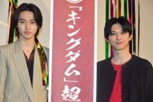 山崎賢人『キングダム』大ヒットに感慨「代表作になった」吉沢亮も歓喜