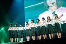 欅坂46二期生、最大規模の「おもてなし会」2万4000人動員 さらなる飛躍を誓う