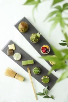 新緑と一緒に楽しむ抹茶づくし♡ウェスティンホテル東京、初登場の「抹茶アフタヌーンティー」が5月スタート!