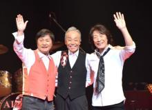 アリス、古希迎え6年ぶり6度目の再始動「喜寿辺りまで頑張りたい」 38年ぶり北京公演も発表