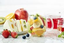 2日間限定のスペシャル企画♡アフタヌーンティーでフルーツづくしの「Be Fruity Day」が開催!