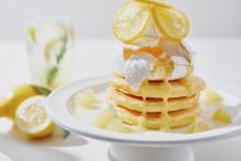"""初夏に食べたい贅沢パンケーキ♡J.S. PANCAKE CAFEに""""瀬戸内レモン""""が主役の期間限定メニューが登場"""
