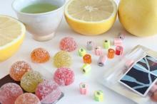 厳選茶葉×フルーツのマリアージュ♡お茶専門店ルピシアとコラボした期間限定キャンディがパパブブレに登場!