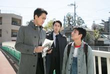 矢部太郎が倉科カナの隣人に!?「物語を動かしちゃうような、結構重要な役」