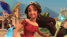 ソフィアに続く、ディズニーの新プリンセス・エレナ 6・2登場