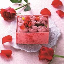 ご褒美スイーツ&プレゼントにいかが♡西武池袋本店に可愛すぎるバラのケーキが期間限定で大集合!