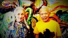 松本人志、87歳の前衛美術家のクレイジーな生き様に共感