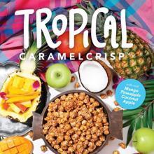 ギャレットポップコーンで夏を先取り!トロピカルフレーバー&真夏の太陽みたいなデザイン缶が新登場♩
