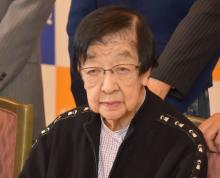 石井ふく子氏「寂しいです」 京マチ子さん訃報に沈痛