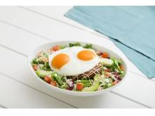 野菜たっぷり!Eggs'n Thingsに「ロコ・モコサラダボウル」が登場