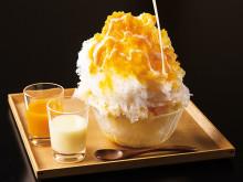 ひんやり冷たい夏の贅沢♡東武ホテルレバント東京に日光天然氷「四代目氷屋徳次郎」の氷で作るフワフワかき氷が登場