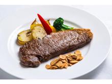 人気のサーロインステーキ食べ放題が期間限定3000円に!
