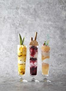 フルーティーな昼×芳醇でオトナな夜、あなたはどっち派?ウェスティンホテル東京に贅沢な大人パフェが夏季限定で登場♡