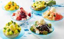 この夏のご褒美スイーツにぴったり♡ホテル日航大阪の「プレミアムかき氷」は贅沢仕立ての6種類♩