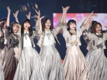 【GirlsAward】乃木坂46、新曲をファンの前で初披露 齋藤飛鳥「キャッチーな楽曲です」
