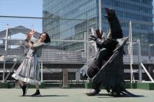 『シリーズ怪獣区 ギャラス』ケボーンダンス参加記念で無料公開