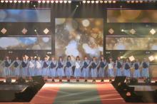 【GirlsAward】日向坂46、改名後初の『ガルアワ』でパフォーマンス披露
