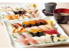 """""""とろ""""や""""うに""""も!高級寿司食べ放題「雛鮨」が六本木にOPEN"""