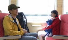 """上野樹里&時任三郎""""親子""""が月9クランクイン """"446年""""経て2ショットが実現"""