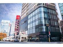 アジア最大規模!新宿に「ラッシュ」の旗艦店がオープン