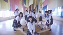 乃木坂46、4期生11人初MV「4番目の光」公開 センターは遠藤さくら