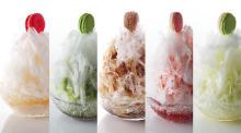 """綿菓子みたいにふわっふわ♡日光天然氷を使ったホテルニューオータニ東京の""""究極のかき氷""""は全部で5種類!"""