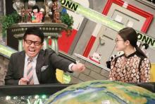 今田美桜「初めて芸のようなものをしました」ミキ昴生からのツッコミで異変!