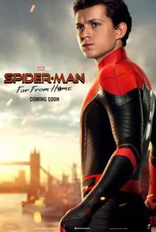 『スパイダーマン』最新作、主要キャラ4人のポスタービジュアル解禁