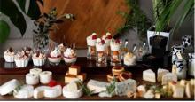7月はチーズ、8月はシトラスがテーマ♩どっちも行きたいウェスティンホテル東京、夏のデザートブッフェ♡