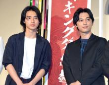 吉沢亮、『キングダム』NGなしに自慢顔「優秀なんすよ」 山崎賢人は橋本環奈演じる河了貂に「かん!」