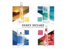 「イッセイ ミヤケ パルファム」が4種の限定フレグランスシリーズ発売