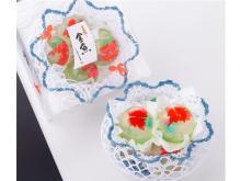 暑い季節にぴったり!かわいい金魚が涼しげに泳ぐ和菓子
