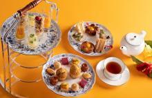 とろける夏の2大フルーツが主役♡シェラトン都ホテル大阪「マンゴー&桃スイーツフェア」が7月スタート♩