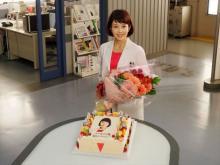 沢口靖子、『科捜研の女』放送開始から20回目の誕生日に「ジンときた」 夏祭りにも参戦