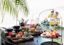 真夏の午後にハワイアン気分を満喫♩東京マリオットホテルの「アロハ アフタヌーンティー」が気になる♡