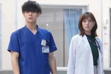 小さな命を守る奇跡の手術!!そして、杏の父親の前院長も病院に現れて……