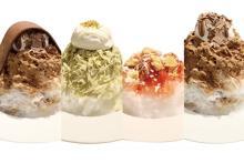 とろ~りムース&豪快な生チョコのせ!チョコレート専門店のケーキみたいなかき氷が食べてみたい♡