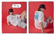 ベルシュカ×スヌーピー♡Tシャツやデニムショートパンツ、トートバッグなどおしゃれな7アイテムが発売